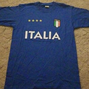 Medium Italia soccer shirt